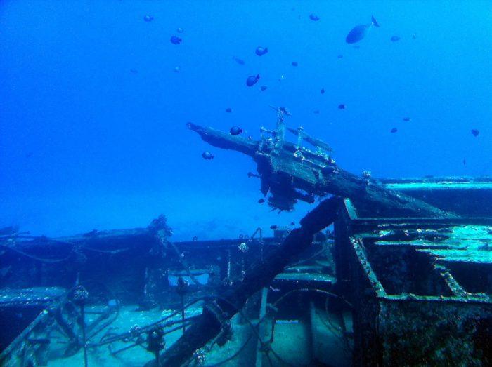 7. Carthaginian II Wreck