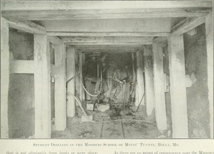 8.Missouri School of Mines, Rolla 1915