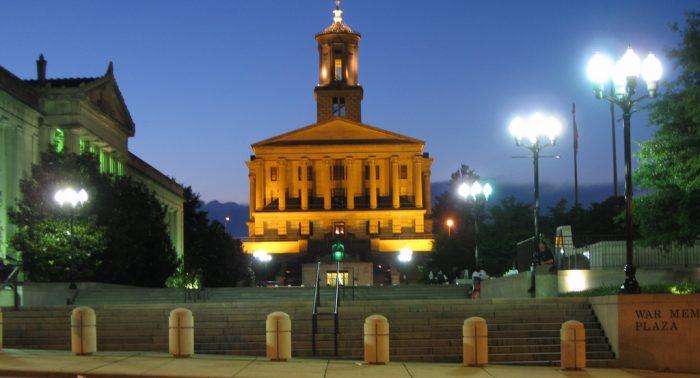 9. Nashville Capitol Building