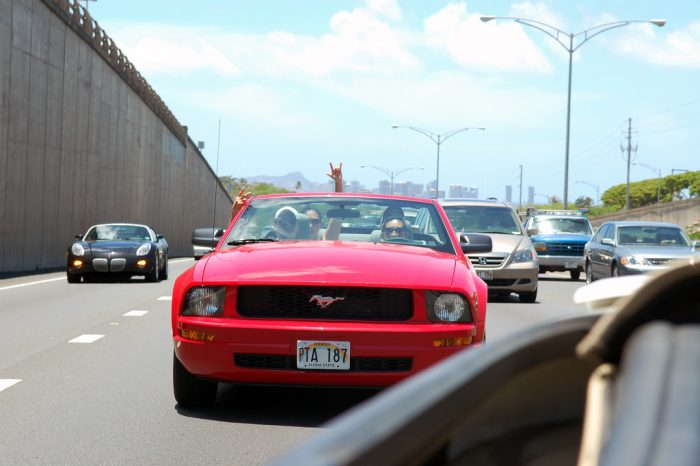 9. Plan your schedule around traffic – especially on Oahu.