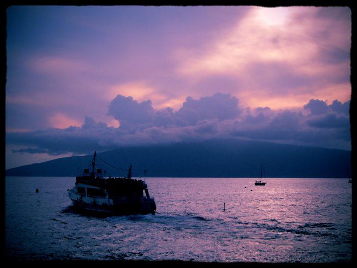 9. Take a boat tour.
