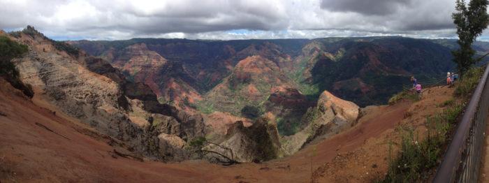 9. Waimea Canyon Lookout