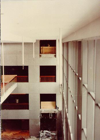 8.Hyatt Regency walkway collapse