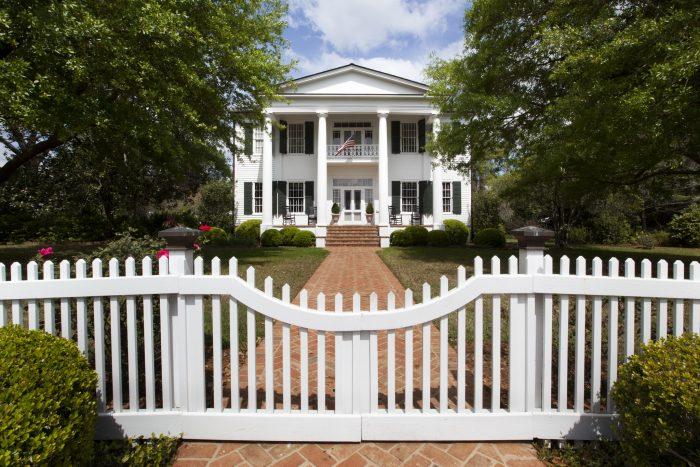 Home of Dr. Thomas Munroe