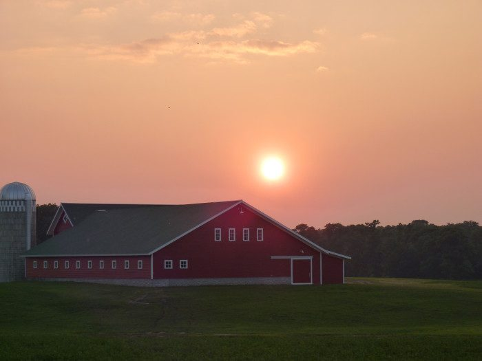 3. The rural beauty of Minnesota knows no limits. From sunrise to sunset, nothing is better than watching these views.