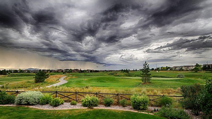 13. We've gotten a sneak peek of Colorado's severe (albeit beautiful) summer weather.