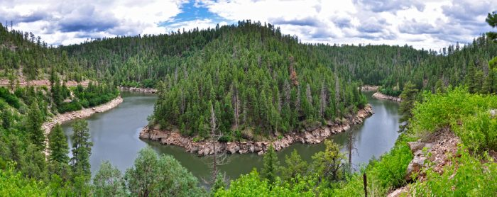 3. Blue Ridge Reservoir