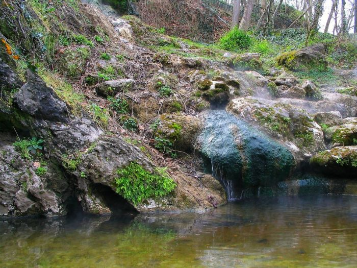27. Visit the 47 hot springs at Hot Springs National Park.