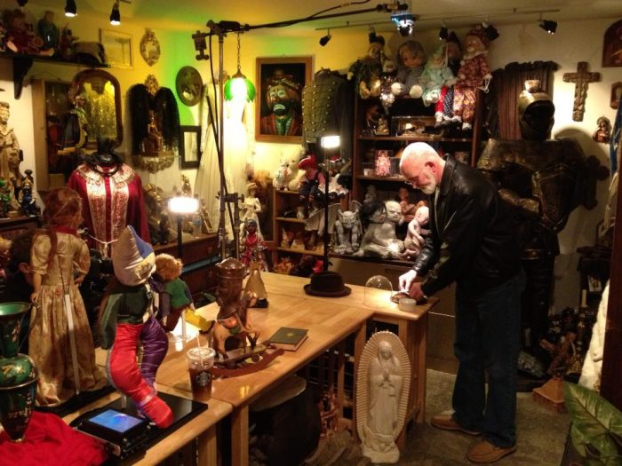 8. Zaffis Museum of the Paranormal (Stratford)