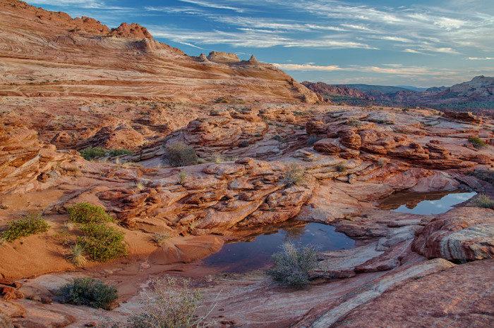 Arizona: Vermilion Cliffs National Monument
