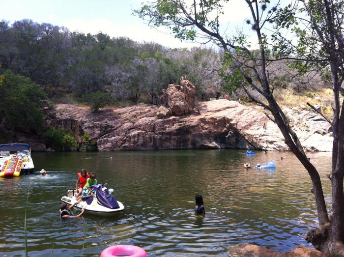 10 Of The Best Swimming Holes In Texas To Visit This Summer