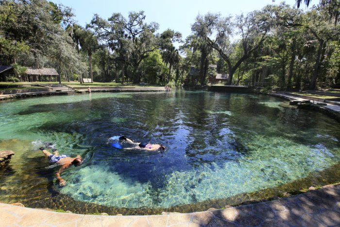 "13. But the best ""water parks"" in Florida are the natural ones."