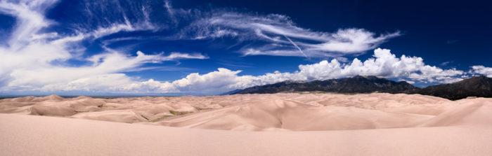 2. Great Sand Dunes National Park (Alamosa County)