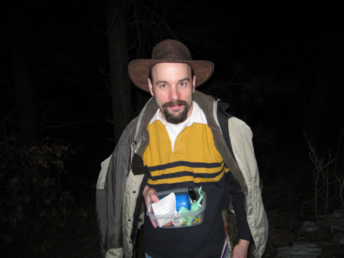 15. People are seriously into geocaching.   Seriously.