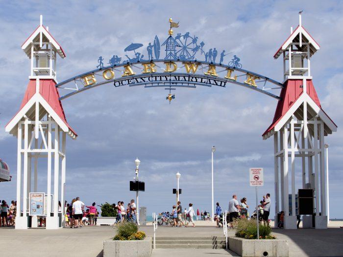 8. Boardwalk Arch