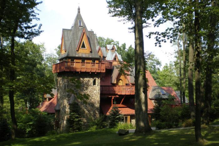 5. Landoll's Mohican Castle (Loudonville)
