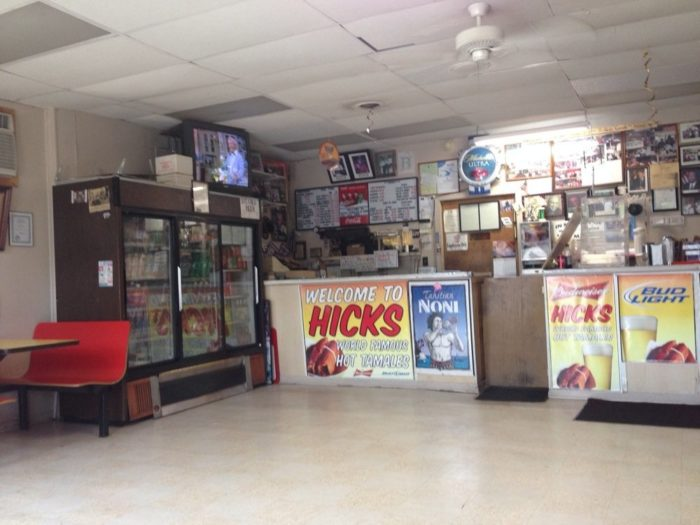 9. Hick's Famous Hot Tamales and More, Clarksdale