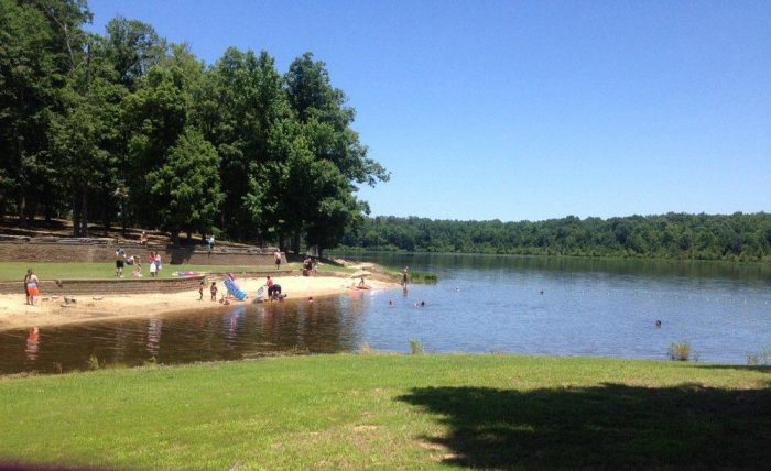 9. Chewalla Lake, Holly Springs