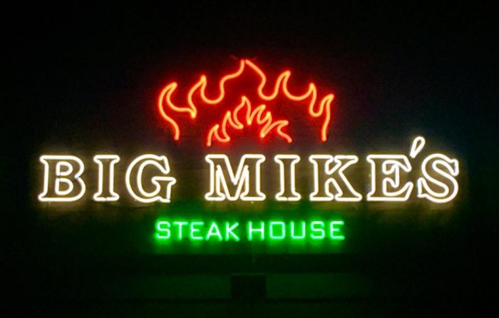 2. Big Mike's Steakhouse - Thomasville, AL