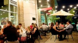 Try These 12 Alabama Restaurants For A Magical Outdoor Dining Experience