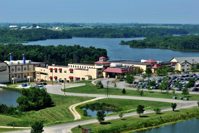 8. Lakeside Hotel and Casino, Osceola, Iowa