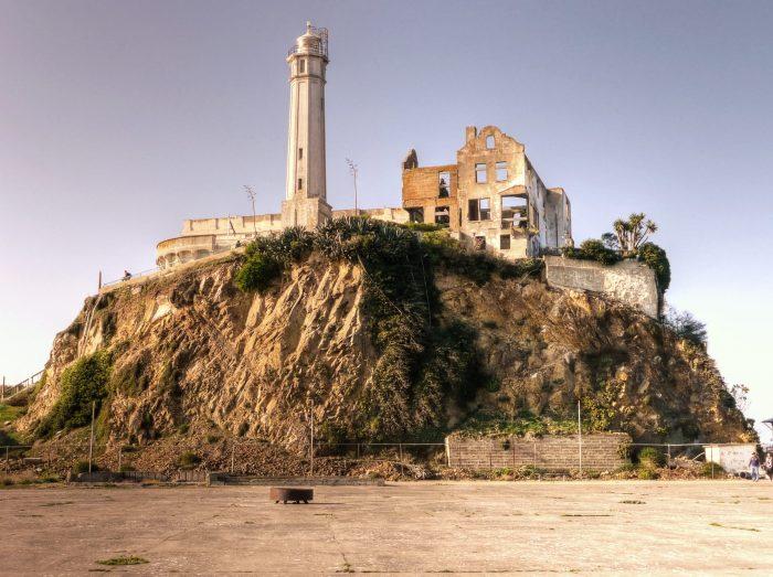12. Alcatraz