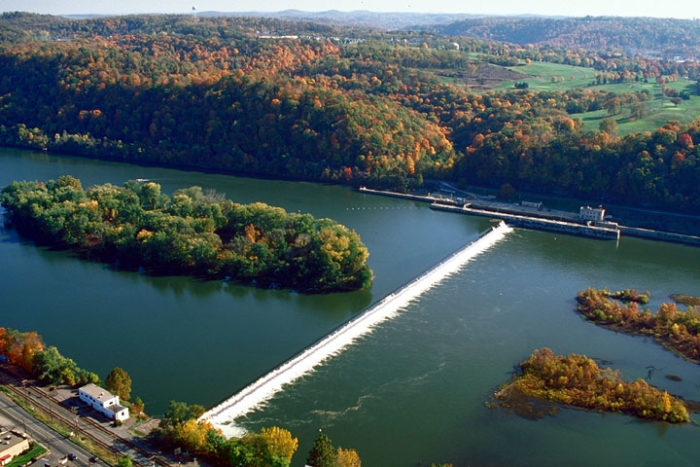 11. Allegheny Islands State Park