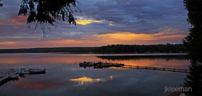 1. AuTrain Lake