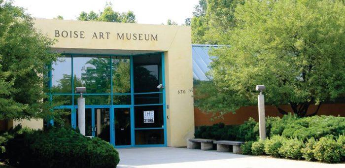7. Boise Art Museum, Boise
