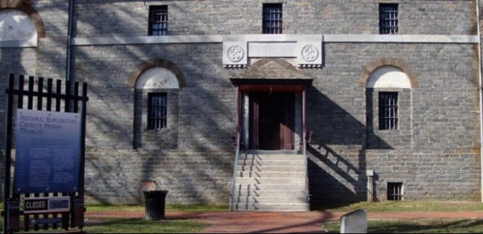 15. Burlington County Prison Museum, Mt. Holly