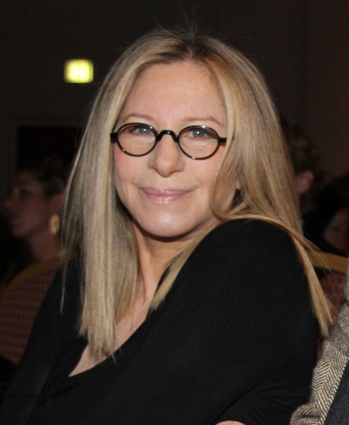 12. Barbra Streisand