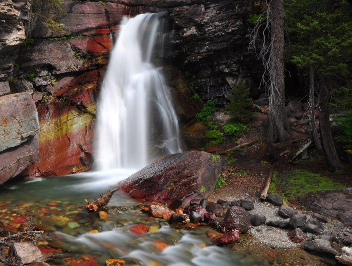 10. Baring Falls