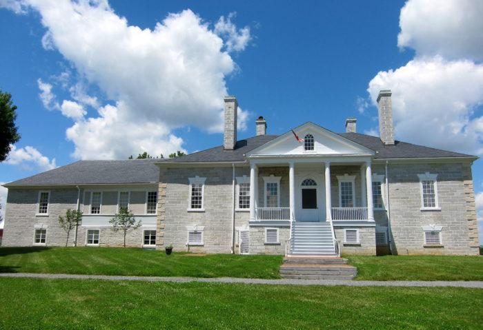 9. Belle Grove Plantation (Middletown)