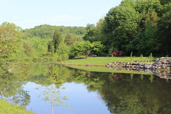 9. Bernheim Arboretum and Research Forest at 2499 Clermont Road in Clermont