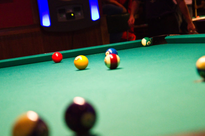10. Billiard or pool table owners cannot allow compensations or awards to anyone under the age of 18 who plays on the table.