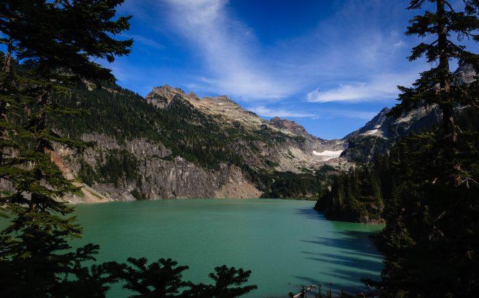 10. Blanca Lake