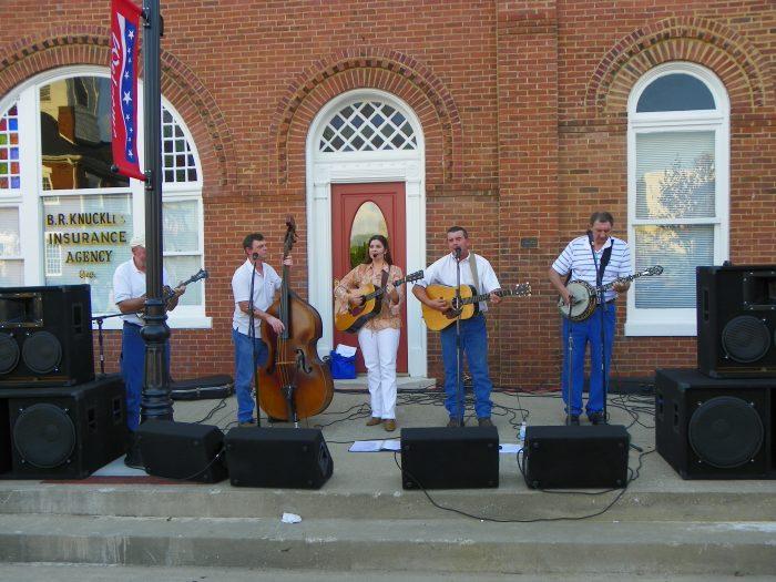 8. Bluegrass Music