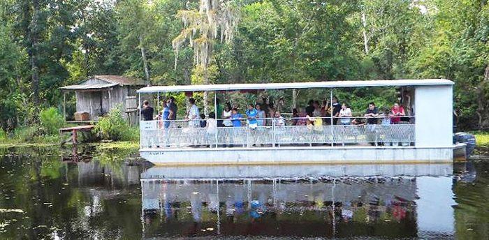 8) Jean Lafitte Swamp & Airboat Tours, 6601 Leo Kerner Lafitte Parkway, Marrero