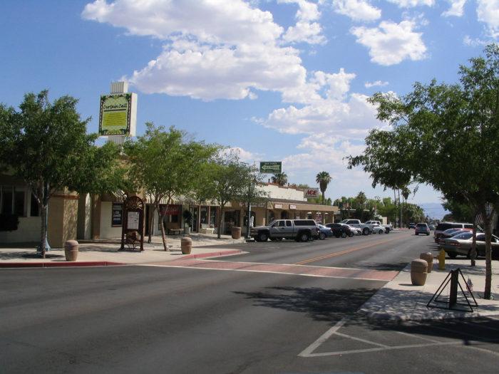 1. Boulder City