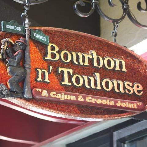 1. Bourbon n' Toulouse at 829 Euclid Avenue