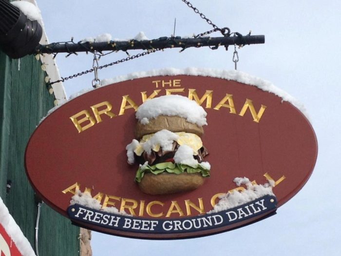 3. The Brakeman American Grill, Victor
