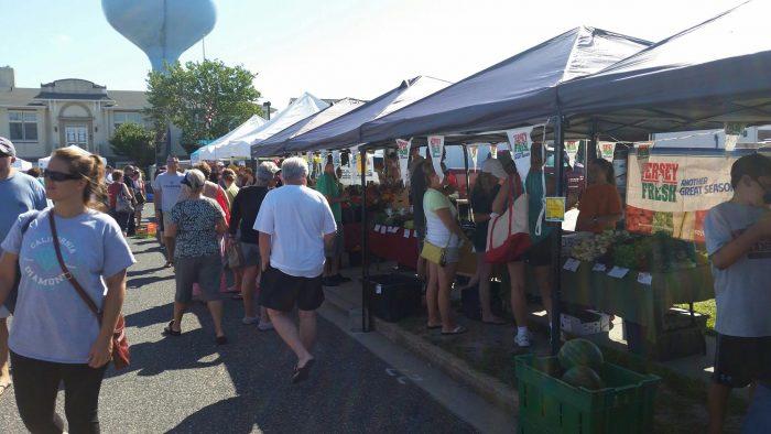 17. Brigantine Farmers Market