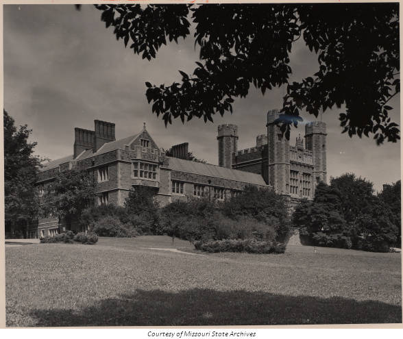 3.Brookings Hall, Washington University in St. Louis