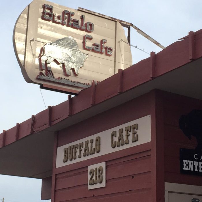 3. Buffalo Cafe, Twin Falls