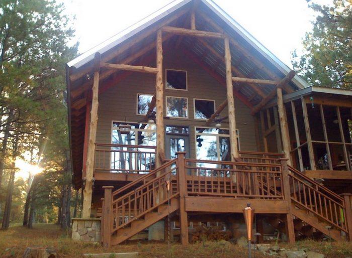 1. Beautiful Cabin on Private Lake - Berry, AL