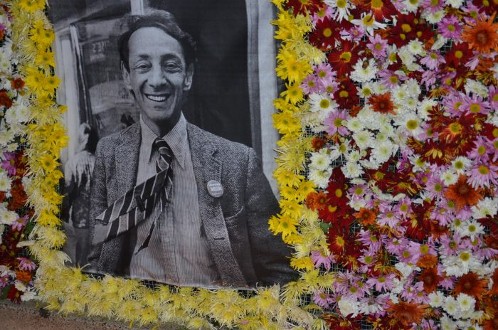 Candlelight memorial for Harvey Milk & George Moscone at Harvey Milk Plaza 2012-8228114257