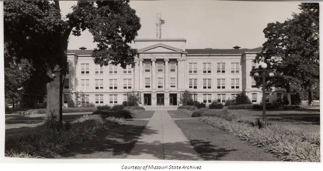 2.Carrington Hall at Missouri State University, Springfield