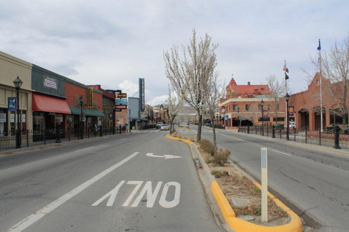 3. Carson City