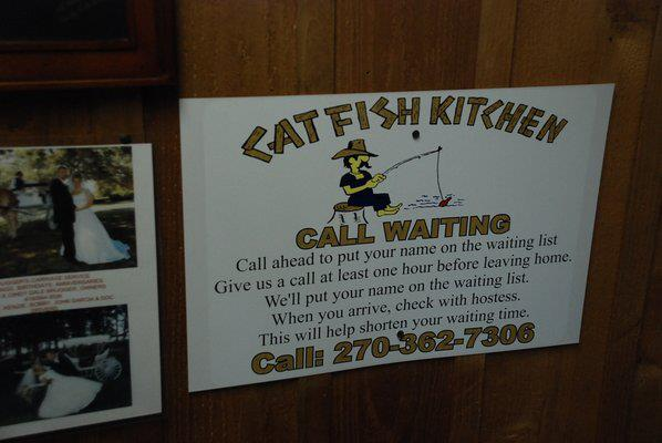 Catfish Kitchen.