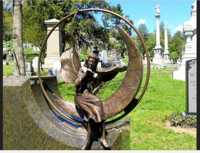 1. Cave Hill Cemetery